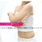 ぽっちゃり体型におすすめの育乳ブラ&ナイトブラ・トップ画像