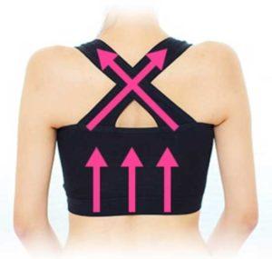シンデレラマシュマロリッチナイトブラの垂れ胸防止機能
